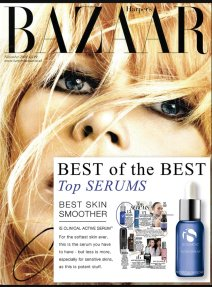 Harper's Bazaar — Best of The Best: iS CLINICAL® ACTIVE SERUM™