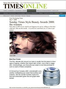 Best Eye Cream: iS CLINICAL® EYE COMPLEX