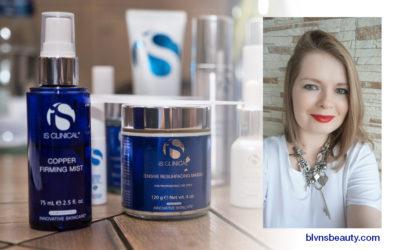 iS CLINICAL® в Украине | Бьюти-блогер Ксения Белавина
