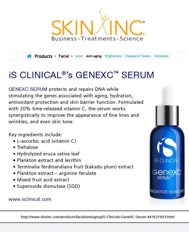 genexc Skin Inc
