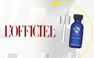 Сыворотка Active Serum™ вошла в ТОП-4 бьюти-продуктов с кислотами по версии L'Officiel