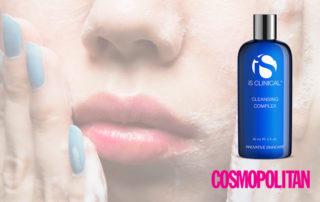 Cleansing Complex вошел в Топ-9 лучших очищающих средств по версии Cosmopolitan
